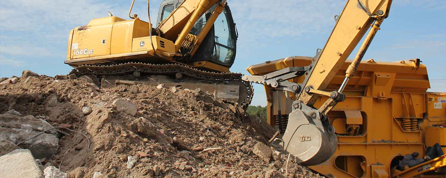 RESIDENTIAL AND COMMERCIAL EXCAVATION